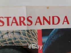 A Bridge Too Far Original Uk Quad Film Poster 1977