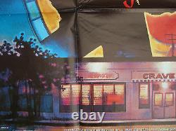 A nightmare on elm street 4 quad cinema film poster