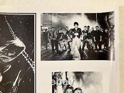 Aliens The Sun Newspaper Original Movie Quad Poster 1986 Sigourney Weaver