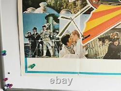 Chitty Chitty Bang Bang Original UK Quad Movie Poster 1968 Dick van Dyke