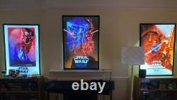 Cinema Lightbox for Original DS Film Posters & Wi-Fi Remote Control Functions