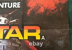 Dark Star UK Quad Film Poster