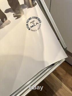 GENUINE ORIGINAL RESERVOIR DOGS MOVIE POSTER UK QUAD 30x40 INCH INC FRAME MINT