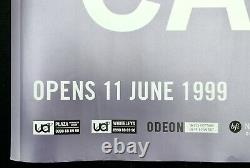 Get Carer Original Quad Movie Poster BFI 1999 RR Michael Caine
