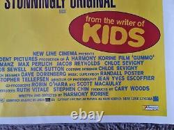 Gummo Original British Quad Movie Poster 30 X 40 Directed By Harmony Korine's