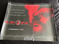 Leon The Professional Original Theatrical 30x40 DS UK Quad Poster