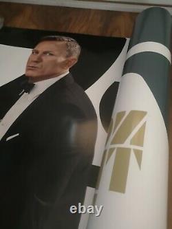 No Time To Die Original UK Quad Cinema Film Movie Poster James Bond 007 November