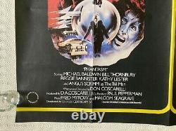 Phantasm & Don't Go In The House Original DB Movie Quad Poster 1979 Video Nasty