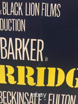 Porridge UK Quad (1979) Original Film Poster
