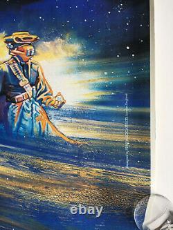 Star wars Return OF THE JEDI 1983 British Quad Movie Film Poster rolled 31 x 41