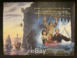 THE PRINCESS BRIDE (1987) Original UK Quad cinema movie poster