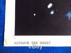 The Empire Strikes Back Original USA Quad Movie Poster Advance One Sheet