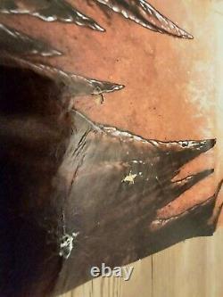 The Goonies 1985 Original Movie Poster 30x40 UK Quads Corey Feldman Sean Astin