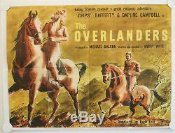 The Overlanders Original Uk Quad Film Poster