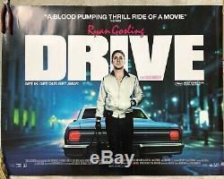 Very Rare Drive (2011) Quad Theatre Movie Poster