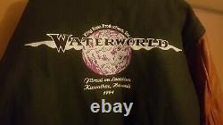 Waterworld Crew Jacket & Original Film/Movie Quad Poster