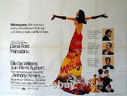 Acajou Original Uk Quad Film Poster 1975