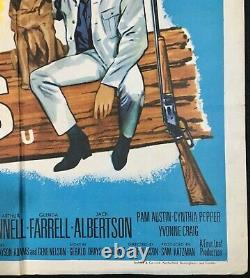 Affiche De Cinéma Kissin Cousines Quad Original Elvis Presley 1964