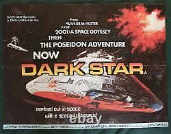 Affiche De Cinéma Quad De L'étoile Noire Du Royaume-uni