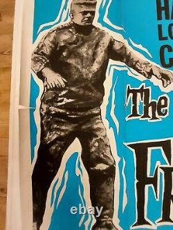 Affiche De Cinéma The Ghost Of Frankenstein (le Film De 1942)