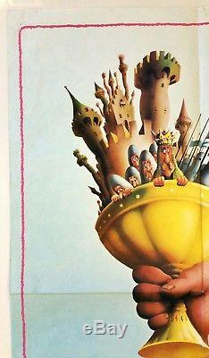 Affiche Du Film Quad Original De 1975 Au Royaume-uni