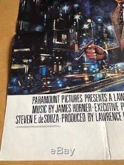Affiche Originale De 48 Heures Du Cinéma Britannique Quad Cinema