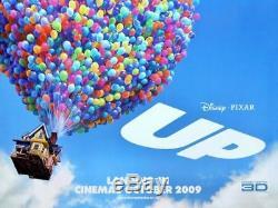 Affiche Originale De Cinéma Britannique Quad 30x40 De Disney Pixar Hollywood Posters