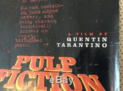 Affiche Originale De Film 40x30 Laminée 1994 De Pulp Fiction Uk Quad