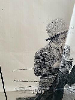 Annie Hall Original Uk Quad Film Poster 1977 Romance Nerveuse Woody Allen
