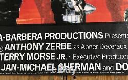 Baiser Attaque Des Quad Uk Phantoms D'origine Movie Poster 40x30 Rare