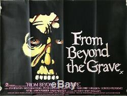 Beyond The Grave Original 1974 Film Poster Quad Peter Cushing