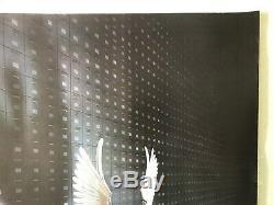 Brésil 1997 Sortie D'origine Film Quad Poster Terry Gilliam Jonathan Pryce