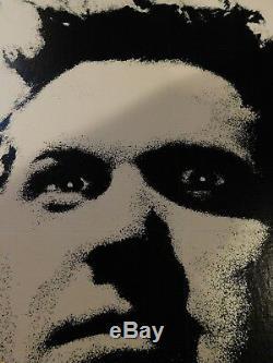 Eraserhead Affiche De Film Originale De 1979, British Quad, C8.5
