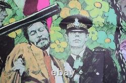 Get Carter - Original Quad Uk - 1971, Michael Caine, Au-delà Rare