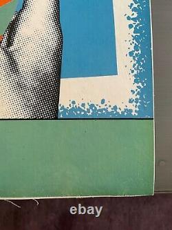 Hairspray 1988 Uk Quad Poster 40x30 Divine John Waters Deborah Harry