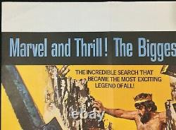 Jason And The Argonauts Mysterious Island Quad Movie Poster Ray Harryhausen