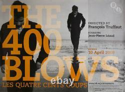 L'affiche De 400 Coups R2009 Du Quadruple Britannique