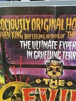 L'affiche De Film Britannique Britannique Britannique Britannique Britannique D'origine (1982) Graham Humphreys