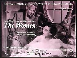 La Femme, Joan Crawford Norma Shearer Rosalind Russell 2004 Bfi Royaume-uni Quad
