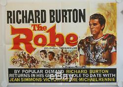 La Robe Originale Affiche Du Film Uk Quad