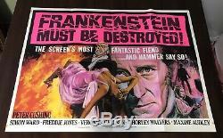 Le Frankenstein Original Doit Être Détruit!