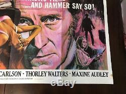 Le Frankenstein Original Doit Être Détruit! , Affiche Britannique De Film / Film