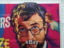 M. Topaze 1961 Royaume-uni Originale Du Film Poster Quad Peter Sellers, Tom Chantrell Art