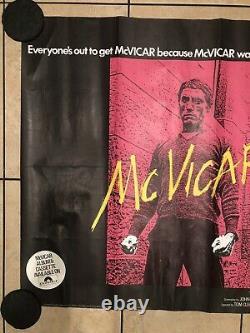 Mcvicar Original Uk Movie Quad (1980)