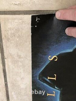 Nightmare On Elm Street 1984 Affiche Quad Britannique Originale