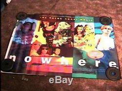 Nulle Part Br Quad Film Poster'97 Gregg Araki Cult