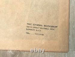 Original Vintage Dambusters Uk One Sheet Quad Film Movie Cinema Poster En 1955