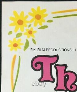 Railway Children Original Quad Movie Cinema Affiche Bernard Cribbins 1970