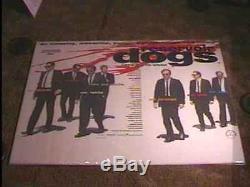 Reservoir Chien Br Quad 30x40 Poster Film Ds Tarantino