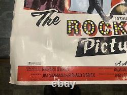 Rocky Horror Picture Show Affiche De Cinéma Uk Quad